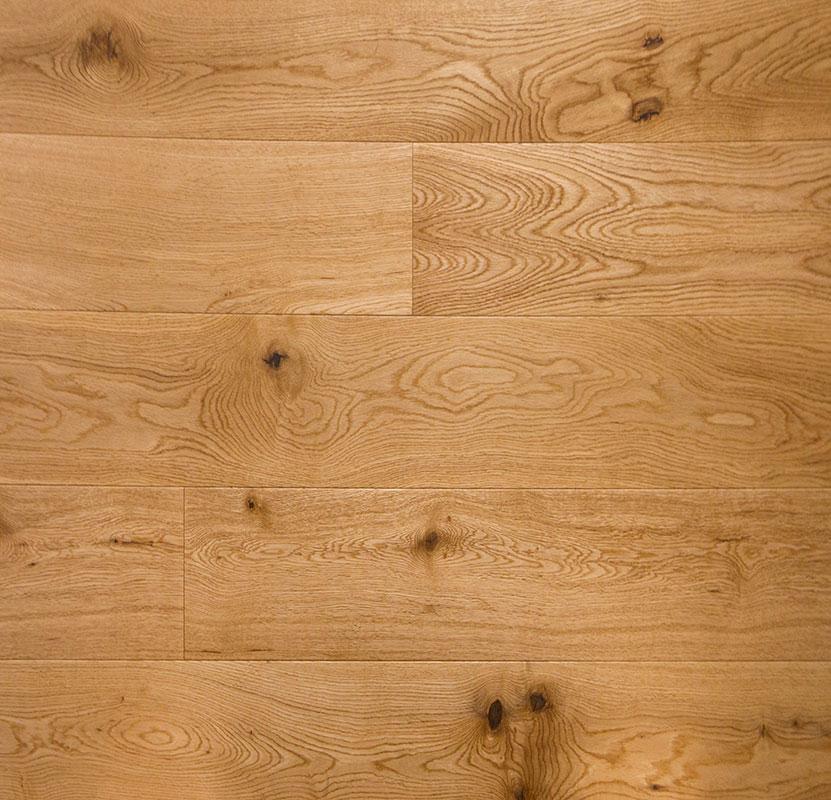 R100 Brushed Handscraped Oak