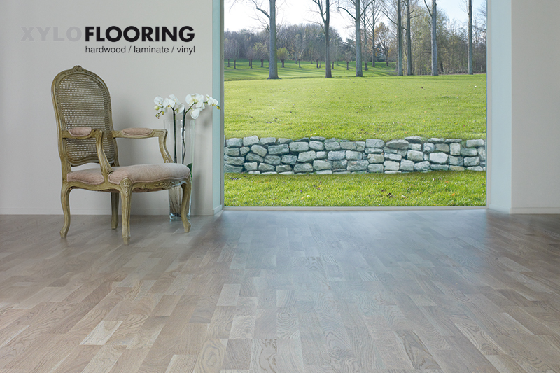 Grey Flooring from Xylo