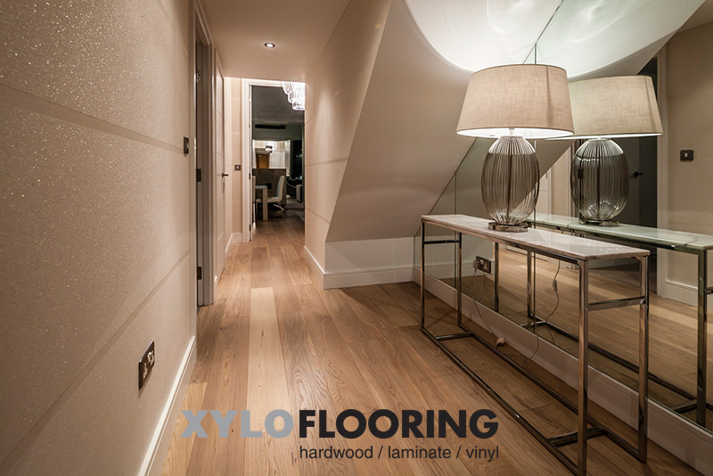 Appeal of Oak Hardwood Flooring