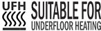 Suitable For Underfloor Heating