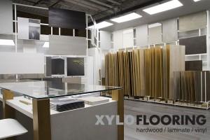 XyloFlooring Show room - Business Design Center - Islington London