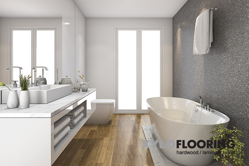 Vinyl Flooring – Bathroom Decor Trends